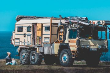 Offroad-Camper, EarthRoamer XV-HD: Offroad-Camper XL made in USA