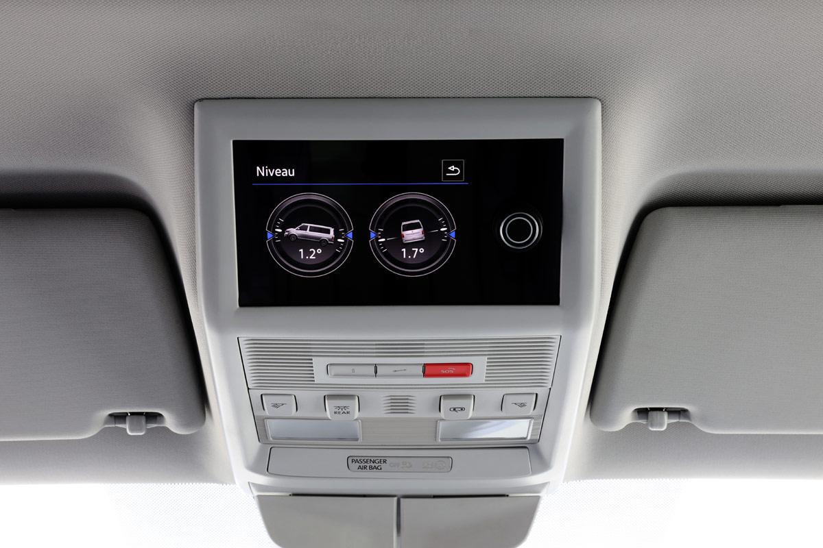 VW California 6.1, VW California 6.1: Neue Front und sinnige Weiterentwicklungen