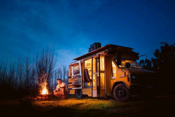 Hit the Road rezension, Hit the Road: Vanlife – Ausbrechen, die Welt entdecken