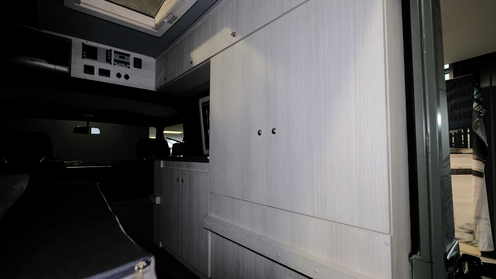Lorinser G Puch Offroad Camper