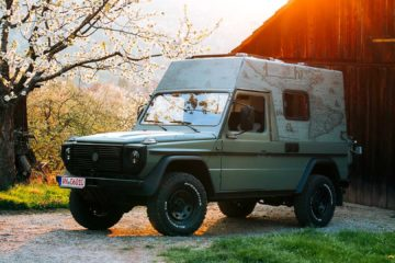 Lorinser G Puch Offroad Camper