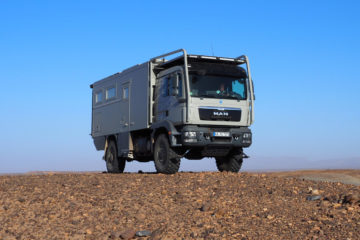, Unicat MD57: Gewaltiges 4×4-Fernreisemobil auf MAN-Basis