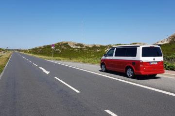 , Auf nach Sylt: Erfahrungsbericht VW T6 California 2.0 TDI