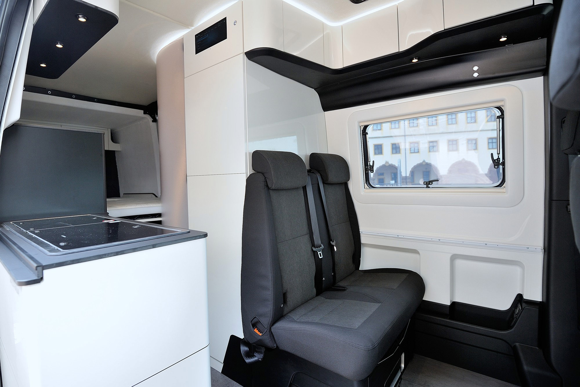 Westfalia James Cook 2019, Westfalia James Cook 2019: Neues Topmodell vorgestellt