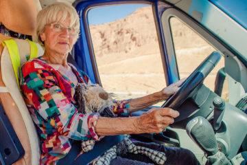 , Mit 75 unterwegs im Wohnmobil: Giselas Vagebundenleben