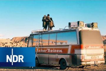, Eine Familie steigt aus: Mit dem umgebauten Wohnbus um die Welt