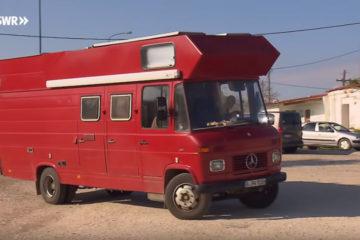Wohnmobil, Doku: Im Wohnmobil durch Europa