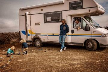 Eura Mobil Weltreise Familie