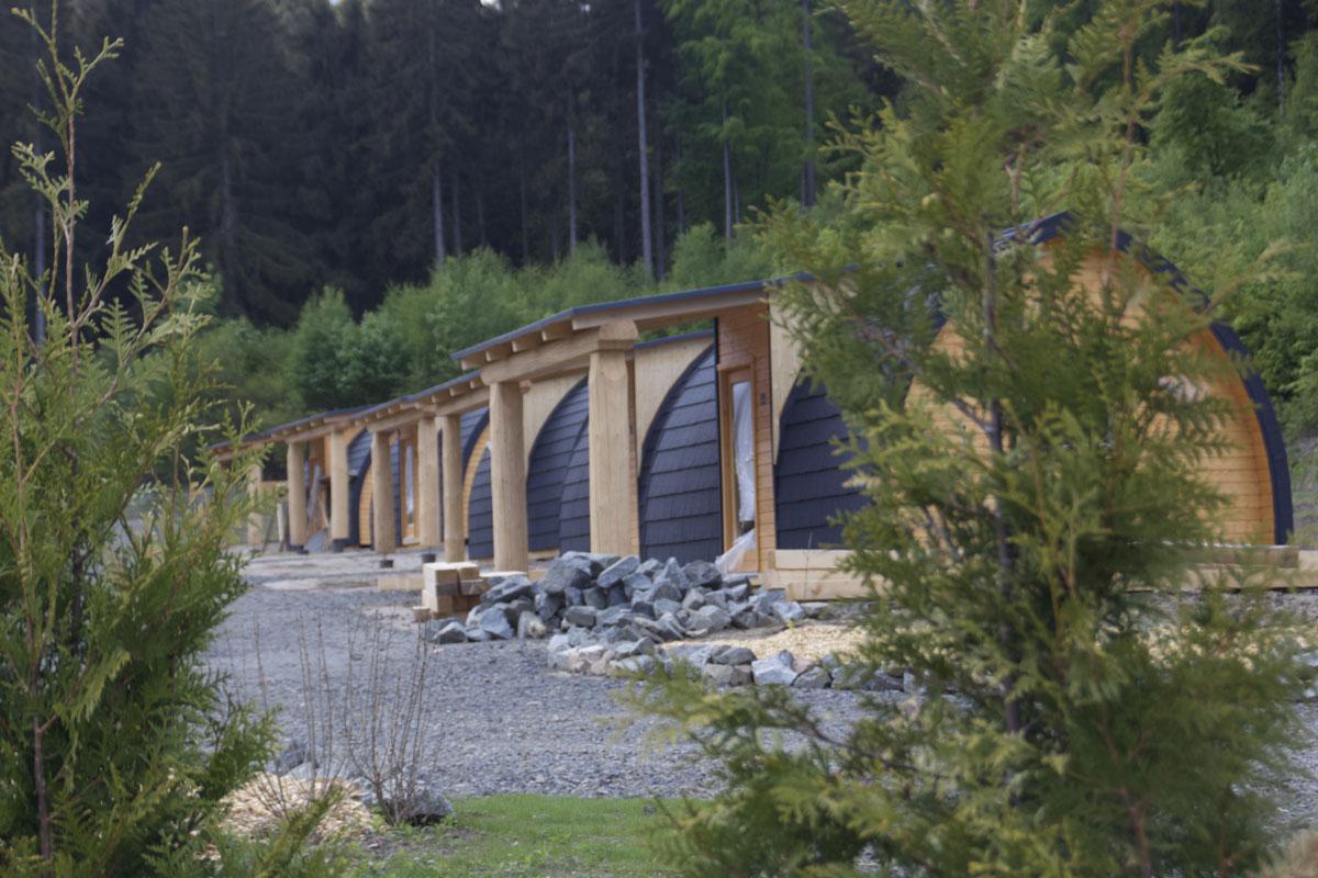 , Harz Camp Goslar: Neuer Campingplatz mitten in der Natur