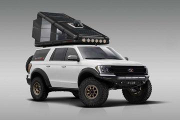 , Hightech fürs Dach: Das Hartschalen-Dachzelt von Redtail Overland
