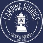 CampingBuddies-Hoodies, CampingBuddies-Hoodies: Individuell und saubequem