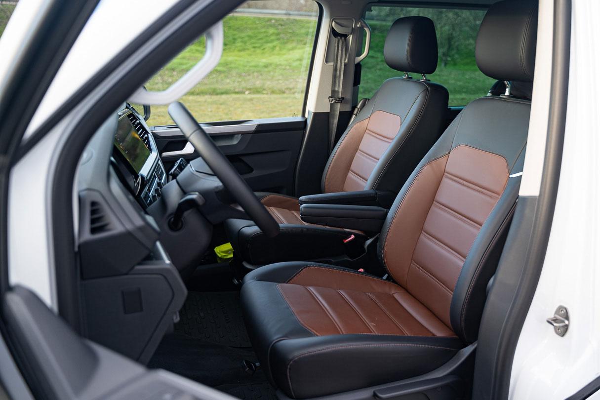 VW T6.1 Multivan Panamericana 2.0 TDI Test