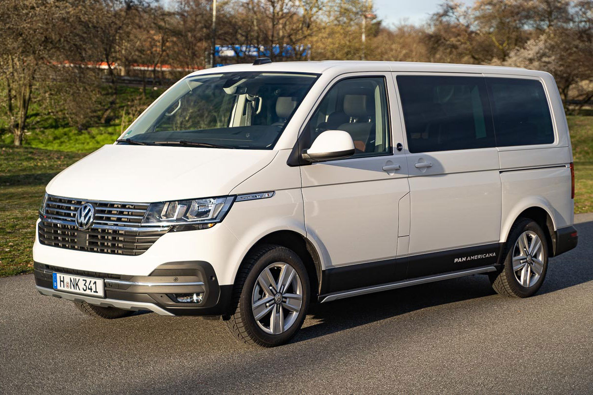 VW T6.1 Multivan Panamericana 2.0 TDI 4Motion im Test