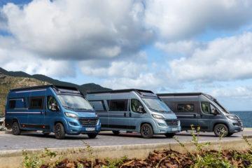 Eura Mobil Campervan, Eura Mobil Van: Neue Modelle mit schickem Wohnraum