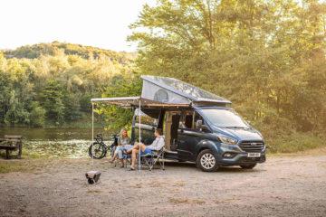 California Alternative, Ford Nugget Plus mit Aufstelldach: Pfiffige California-Alternative