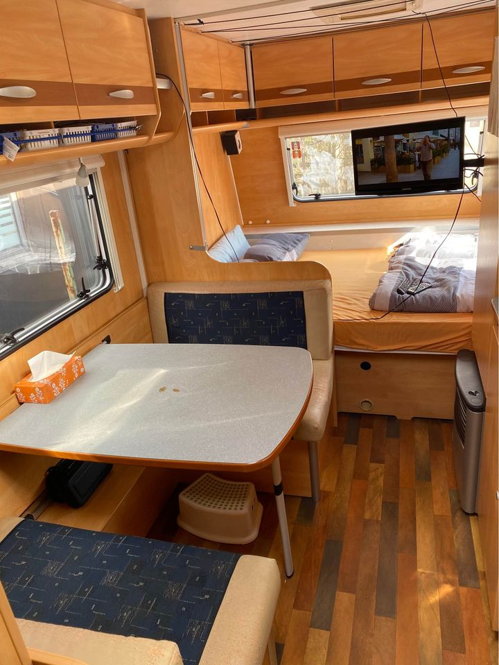 , Wohnwagen Sunlight C51K (Bj. 2009) zu verkaufen