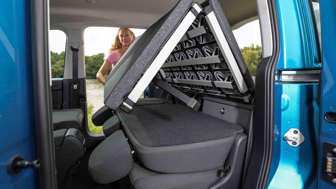 VW Caddy 4Motion, VW Caddy 4MOTION 2021: Alle Modelle jetzt auch mit Allrad