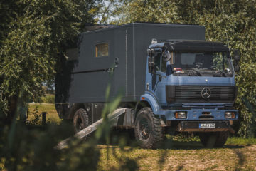 DIY Expeditionsmobil LKW, Buddies stellen sich vor: Gefa und Lukas und ihr DIY-Expeditionsmobil