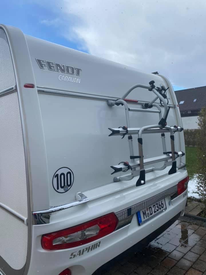 Wohnwagen Fendt 650 SKM