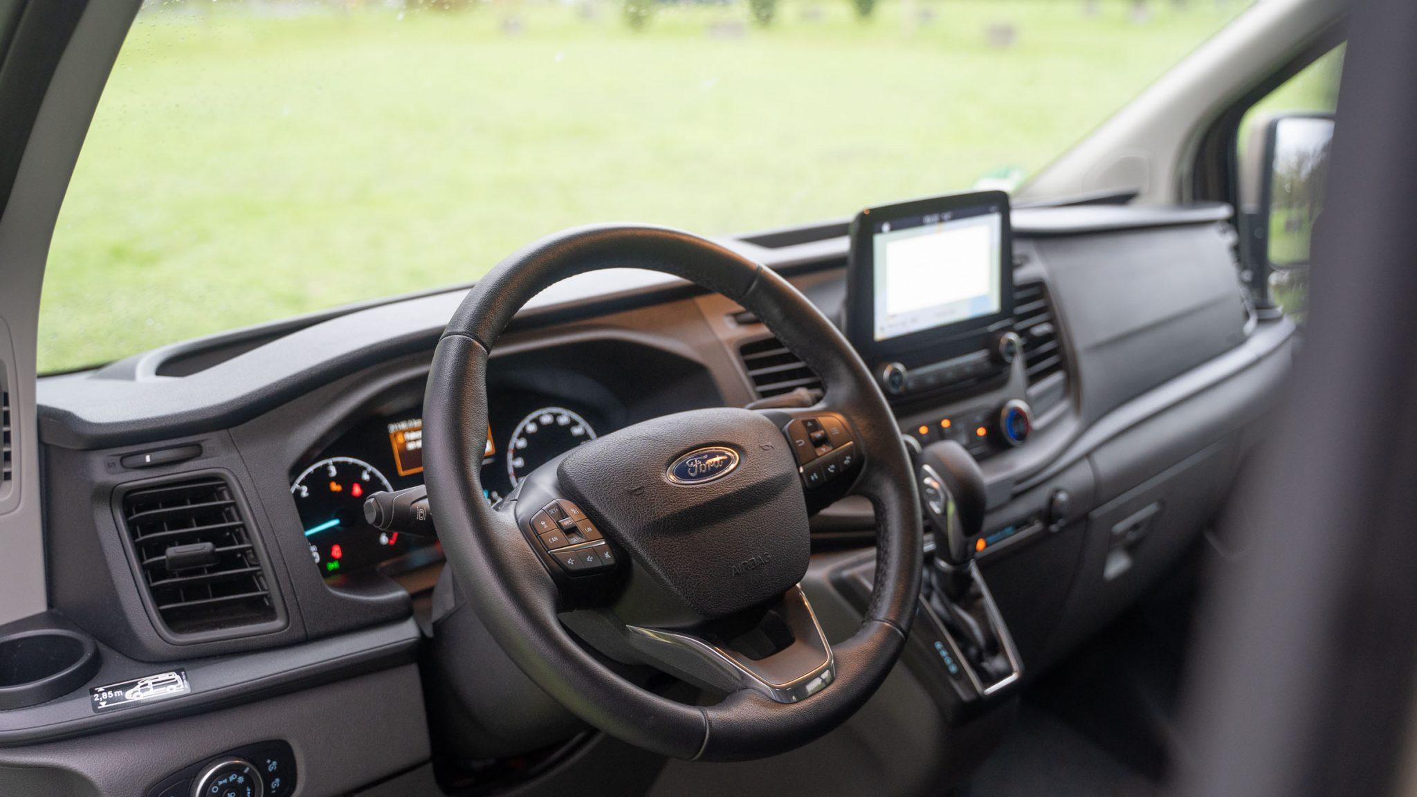 Ford Nugget Test, Minimal maximal: der Ford Nugget Plus im Test