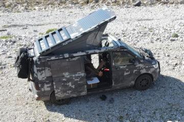 VW T6 Offroad Camper
