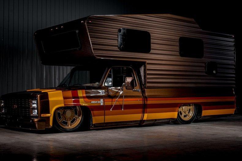Chevrolet Camper River City Rods